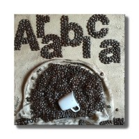 Coffee Arabica 40x40 cm Collage